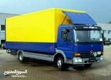 شركة النور خدمة نقل اثاث
