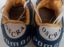 للشباب حذاء كرة قدم