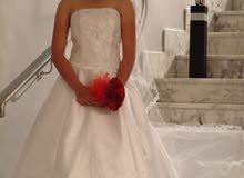 فساتين اعراس مستوردة من دبي ولبنان