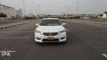 Gasoline Fuel/Power   Honda Accord 2013