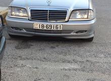 Mercedes Benz C 200 1997 For sale - Grey color
