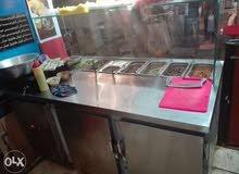 عدة مطعم للبيع لدواعي السفر