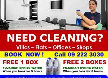 Professional Cleaning in Fujairah