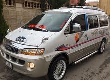 White Hyundai H-1 Starex 2003 for sale
