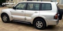 Mitsubishi Pajero car for sale 2002 in Al Jahra city