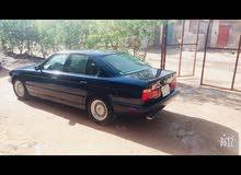 Gasoline Fuel/Power   BMW 525 1991