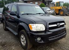 For sale Used Toyota Sequoia