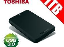هاردسكات خارجيه من Toshiba usp3.وبسعر منافس .:.