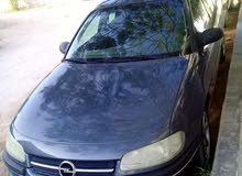 km mileage Opel Omega for sale