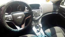 Grey Chevrolet Cruze 2014 for sale