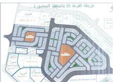 ارض ممتازة للبيع بالمحصورة السياحية أ بمدينة 6 أكتوبر