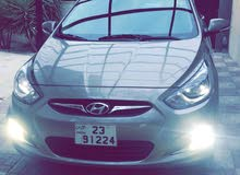 Used condition Hyundai Accent 2012 with  km mileage
