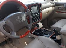 Used 2000 Lexus LX for sale at best price
