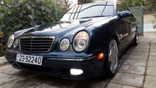 Mercedes Benz E 200 2000 for sale in Sahab