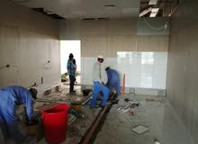 we do all types of house maintenance services