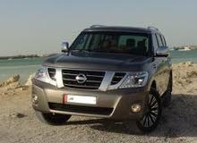 Nissan Patrol in Doha for rent