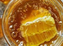 عسل نحل طبيعي 100 ٪ جوده عاليه