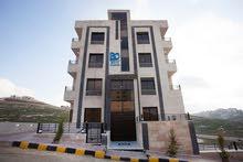 شقق متعددة للبيع ابتداء من 38 الف في عمارة جديدة في ابو علندا مساحات 102-113م جم