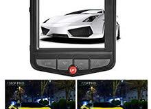 كاميرا تصوير للسيارة تسجيل صوت + صورة بجودة FHD