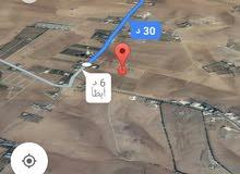 للبيع ارض 4 دونم في حواره جنوب عمان