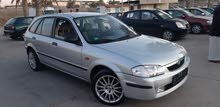 Manual Mazda 2000 for sale - New - Al-Khums city