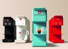 ماكينة قهوة إيلي illy Y3