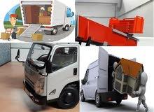 نقل الموبيليا والبضائع لجميع الجهات