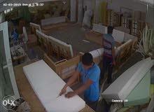 مصنع اثاث للبيع بكافة معداته ومستلزماته