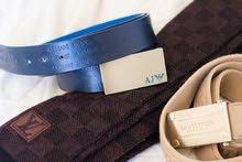 Armani Jeans Men's Belt