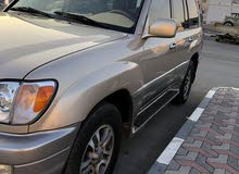 Lexus LX car for sale 2000 in Sumail city