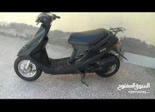 للبيع دراجه 60 cc