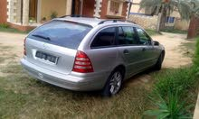 Gasoline Fuel/Power   Mercedes Benz C 200 2000
