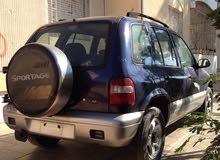 Kia Sportage Used in Benghazi