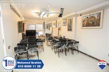 شقة مرخصة للبيع 135متر صافي سموحة (خطوات من ش بهاء الدين الغتوري).