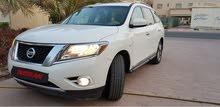 Nissan Pathfinder 2014 For sale - White color