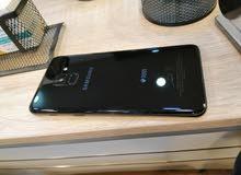 موبايل كلكسي A8 2018 لون اسود ذاكرة 64 بصمة