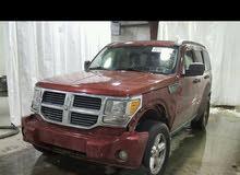 Dodge Nitro 2011 For sale - Red color