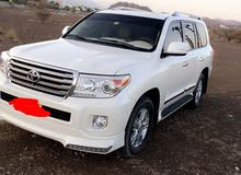 Toyota Land Cruiser 2014 For sale - White color