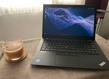 Lenovo ThinkPad T470s i7-6th gen