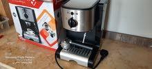 ماكينة قهوه هومر براتشو 15 بار