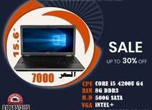 DELL Latitude E6540 برسيسور :CORE I5 جيل رابع رمات : 8 جيجا DDR3