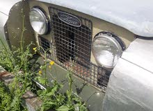 land rover 1956