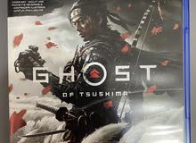 For sale Ghost of Tsushima Ps4 (no exchange)