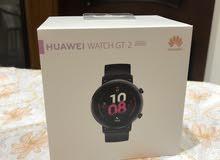ساعة هواوي  Huawei Watch GT 2 Black Night