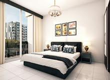للبيع شقة غرفه وصاله روعة في اكبر مجمع سكني تجاري في انترناشونال ستي