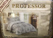 مفرش البروفيسور أصلي غير مستعمل professor new  bedding set