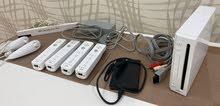 جهاز نينتندو (wii) أمريكي مستخدم للبيع (قيم كيوب)