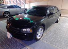 دودج شارجر 6 سلندر استخدام شخصي اول مالك  موديل 2009 بحالة جيدة جدا .. Dodge charger in AbuDhabi