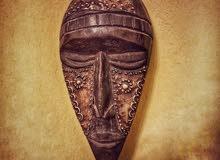ماسك أفريقي من غانا