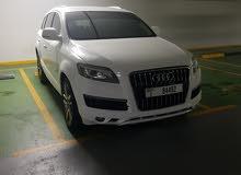 Audi Q7 2012 V6 supercharged